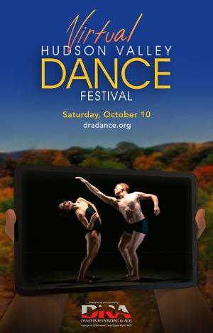 Virtual Hudson Valley Dance Festival To Stream Captivating Evening of Dance, October 10