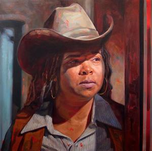 Virtual Art Gallery Western Gallery's 'Texas Women' Art Show Continues Through October 25