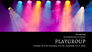 Register Now For Peterborough Players Interactive Theatrical Workshops