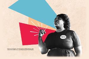 Merrimack Repertory Theatre Presents FANNIE LOU HAMER: SPEAK ON IT!