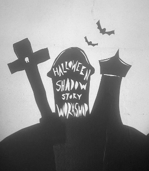 The Ballard Institute And Museum Of Puppetry Presents A Free Online Halloween Shadow Stories Workshop