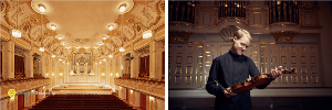 Christoph Koncz Plays Mozart's Original Instrument in New Broadcast From Salzburg By QChamberStream.com
