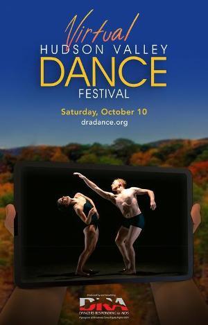 Virtual Hudson Valley Dance Festival Raises $100,219 for Dancers Responding to AIDS