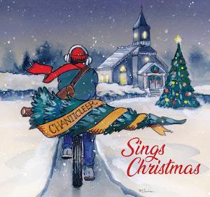 Chanticleer Releases New Christmas Album,