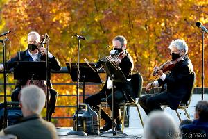 Members Of The Orpheus Chamber Orchestra Will Appear at The Morris Museum's Lot Of Strings Festival
