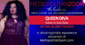 An Evening With Queen Diva: Salute To Soul Divas Concert Will Stream