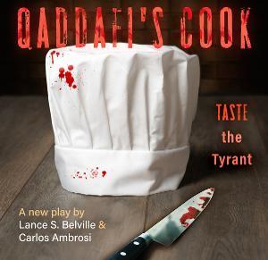 Ross Alternative Works PresentsOnline Reading of QADDAFI'S COOK