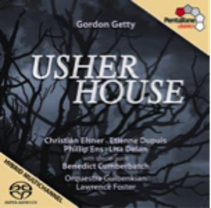 Be Prepared To Be Scared with USHER HOUSE Opera