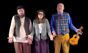 TEVYE SERVED RAW Opens Tonight At Centenary Stage Company