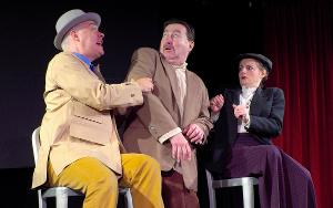 TEVYE SERVED RAW To Conclude Limited Engagement Today At Centenary Stage Co.