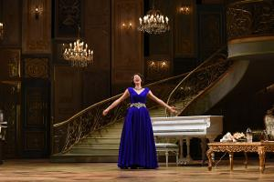 Stream Lisette Oropesa's Role Debut In LA TRAVIATA