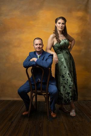 Pianists Lara Driscoll & Chris White Join Forces As Firm Roots Duo