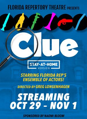 Florida Rep's CLUE: The Stay-at-Home Version Is On Sale Now