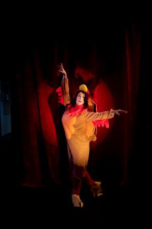Trustus Theatre Presents THE THANKSGIVING PLAY