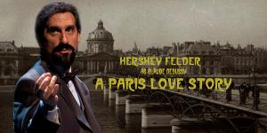 Porchlight Music Theatre Partners With Hershey Felder on A PARIS LOVE STORY