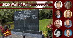 Barn Theatre Celebrates 2020 Wall Of Fame Inductees This Weekend