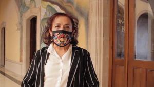 Natalia Mendoza Recibe El Premio Bellas Artes De Ensayo Literario José Revueltas 2020