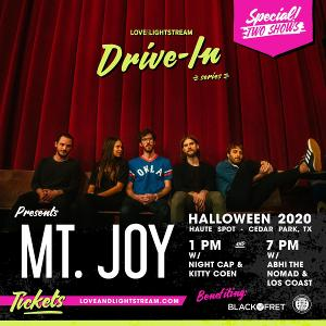 Updates Announced for Drive-in Concert Series LOVE & LIGHTSTREAM