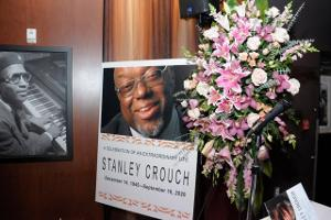 Family and Friends Celebrated the Life of NEA Jazz Master Stanley Crouch at Minton's