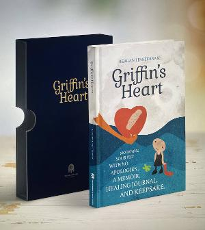 Actress Reagan J. Pasternak Releases Debut Book GRIFFIN'S HEART