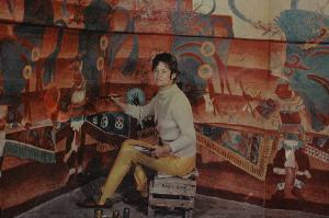 El Muralismo, Una De Las Pasiones De Rina Lazo