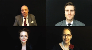 Virtual Reading Of Joe DiPietro's Newest Play CONSCIENCE Returns This Week Starring Harriet Harris