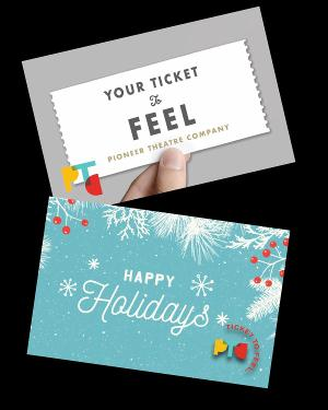Pioneer Theatre Company Announces Ticket To Feel Gift Card