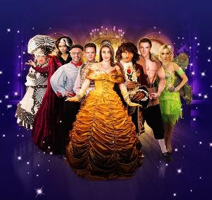 St Helens Theatre Royal Re-Opens With BEAUTY AND THE BEAST Pantomime
