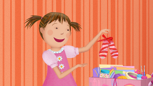 Celebrate The Holidays With New Pinkalicious & Peterrific Specials For Thanskgiving and Christmas On PBS!