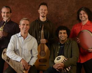 Club Passim To Present Livestream Concert With Multicultural Band Sawaari