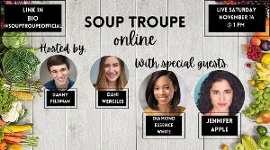 SOUP TROUPE ONLINE Returns with Diamond Essence White and More!