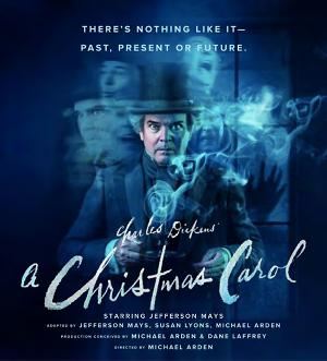 International City Theatre To Stream Jefferson Mays In A CHRISTMAS CAROL