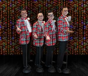 The Athens Theatre Presents PLAID TIDINGS