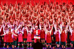 San Francisco Gay Men's Chorus Rings In The Holiday With (AT) HOME FOR THE HOLIDAYS