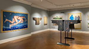 The Morris Museum Presents The Tapestries Of Jon Eric Riis