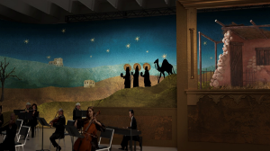 Lyric Opera Of KC's AMAHL AND THE NIGHT VISITORS Live Performances Cancelled & Digital Film Available