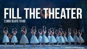 Colorado Ballet Launches 'Fill The Theater' Fundraising Initiative