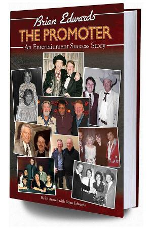 Brian Edwards Of Rocklands Entertainment Releases 'The Promoter: An Entertainment Success Story'