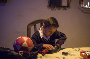 Giselle Geney's Live-Action Short 3 FEET Highlights Colombian Children's Resilience During School
