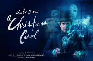 Filmed Production of  A CHRISTMAS CAROL Starring Jefferson Mays Begins Tonight From George Street Playhouse