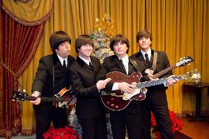 CHRISTMAS WITH THE BEATLES to Stream Live
