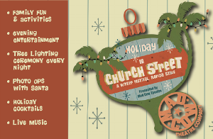 Mad Cow Theatre Announces Holiday On Church Event