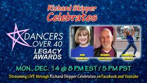 12th Annual DO40 Legacy Awards Streams Live Monday, December 14