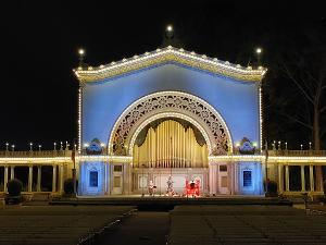 The Spreckels Organ Society Presents Holiday Concert Webcast Series For 2020's Unusual Pandemic Celebration