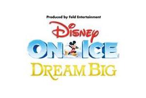 Disney On Ice Presents DREAM BIG At The North Charleston Coliseum