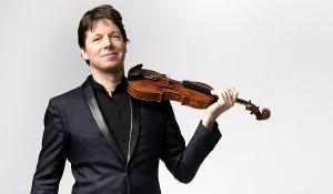 Joshua Bell With Pianist Jeremy Denk Announced at NJPAC