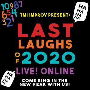 Gamut Theatre Presents LAST LAUGHS Of 2020
