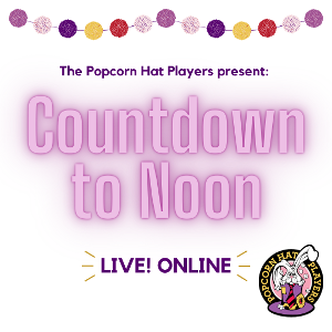 Gamut Theatre to Presents Countdown To Noon