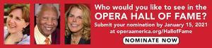 OPERA America Seeking Applications for Campbell Opera Librettist Prize