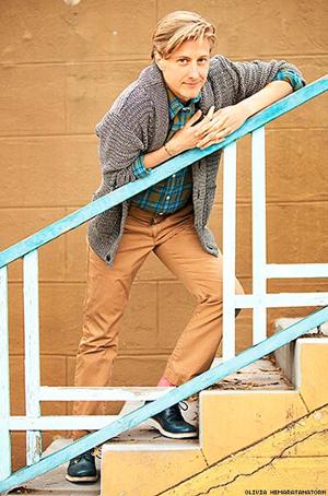 Kennedy Theatre Online Hosts Emmy-Nominated Trans Actor Scott Turner Schofield, January 15